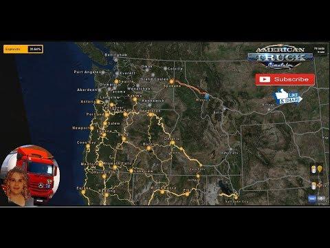 Coast to Coast Map v2.8.0 1.35.x