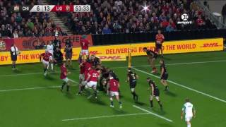 Chiefs vs British and Irish Lions 2017- Rugby Video Highlights