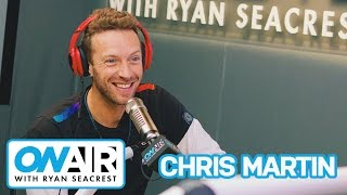 Chris Martin Gets Personal About New Coldplay