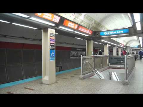Riding the Red Line: Jackson