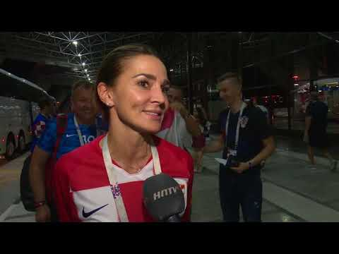 Izjave hrvatskih navijača poslije sraza s Rusijom
