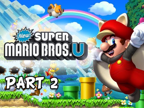 Yoshi - New Super Mario Bros. Wii U Walkthrough - Part 1 Acorn Plains Let's Play WiiU Gameplay Commentary http://youtu.be/0NnhWpI-EPM New Super Mario Bros. Wii U Wal...