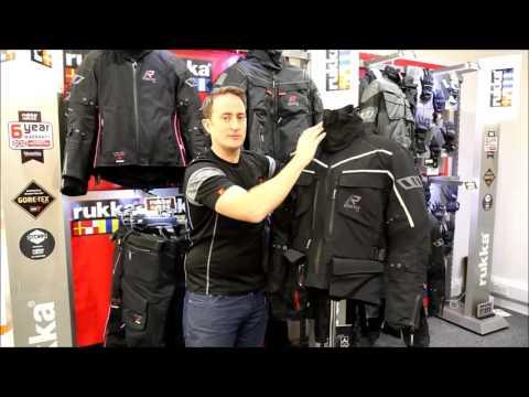 RUKKA Navigatorr Goretex Motorcycle Jacket