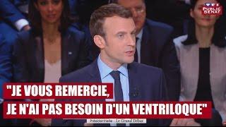 Video Macron à Le Pen : « je vous remercie, je n'ai pas besoin d'un ventriloque » MP3, 3GP, MP4, WEBM, AVI, FLV Juni 2017