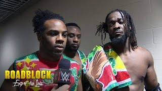 Nonton The New Day Are Left Stunned At Wwe Roadblock  Wwe Roadblock Exclusive  Dec  18  2016 Film Subtitle Indonesia Streaming Movie Download