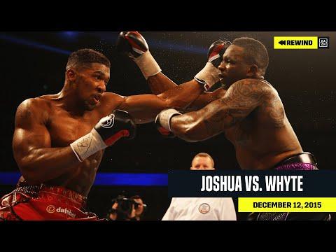 FULL FIGHT | Anthony Joshua vs. Dillian Whyte (DAZN REWIND)