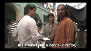 Ranvir Shorey interview on Heroine