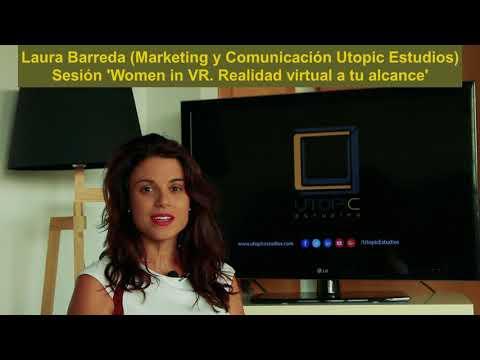 Vídeo promocional Laura Barreda (Utopic Estudios)[;;;][;;;]