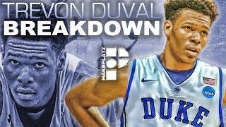 Trevon Duval Player Breakdown! Duke's Next Kyrie!?