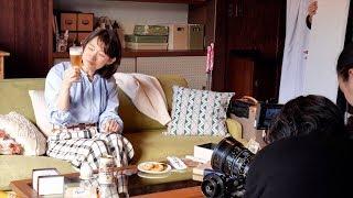 堤真一ら豪華キャストがビールを飲んで満面の笑顔!/キリン「一番搾り」新TVCM&メイキング映像