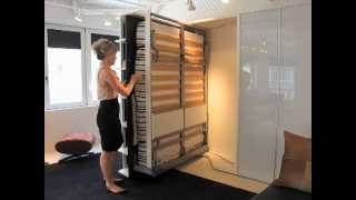 Space Saving Furniture - Awesome Designs, You Need To Watch This!