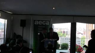 X Premio AECA Empresa Española con Mejor Información Financiera en Internet