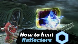 [SSB4 Link] How to deal with projectiles
