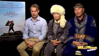 Nonton  The Eagle Huntress  Star Aisholpan Talks Bravery   Father S Influence Film Subtitle Indonesia Streaming Movie Download