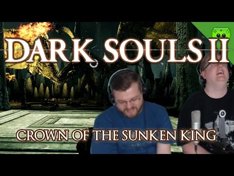 CROWN OF THE SUNKEN KING # 12 - Der Drache Sinh «»  Let's Play Dark Souls 2 | Deutsch Full HD