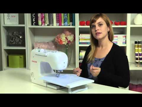 SINGER® PROFESSIONAL™ 9100 Sewing Machine - Programmable Needle Up Down