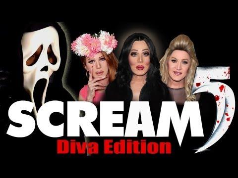 SCREAM 5 – Diva Edition Madonna, Cher, Gaga, Lana Del Rey, Sharon Osbourne)