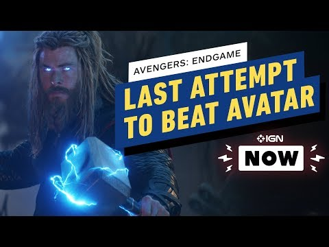 Why Avengers: Endgame Is Re-Releasing With Extra Footage - IGN Now