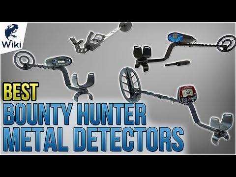 10 Best Bounty Hunter Metal Detectors 2018