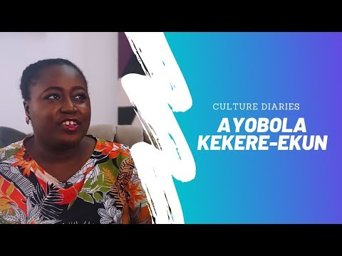 Culture Diaries meet visual artist Ayobola Kekere-Ekun