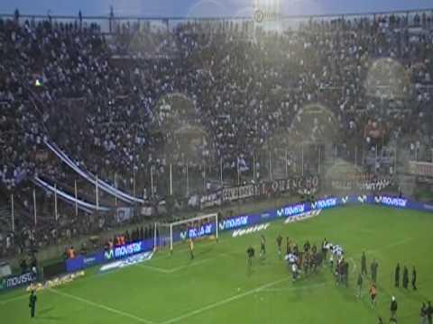 Huracan - San Lorenzo 0-2, Nov 21, 2009 - Final y Celebration - La Gloriosa Butteler - San Lorenzo