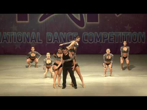 Best Open // WICKED GAME - Cutting Edge Dance Center [Long Beach, CA]