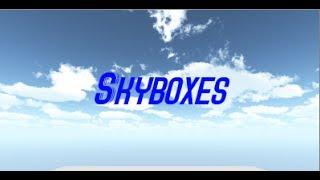 Unity Quick Tutorials - Skyboxes