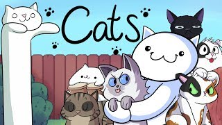Video Our Cats :3 MP3, 3GP, MP4, WEBM, AVI, FLV Februari 2019