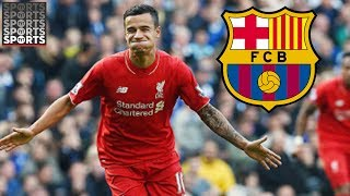 SUBSCRIBE to TYTSPORTS for more free sports news and content! ► https://www.youtube.com/tytsportsFC Barcelona look to bolster their midfield for next season, by bidding for Liverpool star Brazilian, Philippe Coutinho, with a bid believed to be in the region of 80 million euros.  Liverpool reportedly rejected the bid and have repeatedly stated that Coutinho is not for sale and that they are not a selling club.  Coutinho last year signed a new deal with Liverpool last season that sees him making over 150,000 pounds a week.  Barcelona have always been fond of the star Brazilian, and have viewed him as a long term replacement for Andre Iniesta.  Liverpool manager, Jurgen Klopp, reiterates that the player is not for sale at any price and remains an extremely important player for Liverpool going forward.   Would Coutinho be the perfect replacement for Iniesta? Rick shares his thoughts about the potential transfer.  Leave your thoughts in the comments section below!     Rick StromTWITTER: https://twitter.com/rickstromINSTAGRAM: https://www.instagram.com/rickystromFACEBOOK: https://www.facebook.com/RickStromSports/SNAPCHAT: Frannybhoy1Francis MaxwellTWITTER: https://twitter.com/francismmaxwell?lang=enINSTAGRAM: https://www.instagram.com/francismmaxwell/FACEBOOK: http://bit.ly/TYTSportsFacebookSNAPCHAT: Frannybhoy1Jason RubinTWITTER: https://twitter.com/jasonrubin91INSTAGRAM: https://www.instagram.com/jasonrubin91/FACEBOOK :http://bit.ly/TYTSportsFacebooMEDIUM: https://medium.com/@jasonrubintytTYT Sports - one of the most dynamic sports shows on YouTube - is coming to Tune In! We cover all the latest need to know NBA, NFL, MMA, World Football [soccer] and breaking news specifically tailored to the young, dialed-in, and pop-culture savvy sports fan. Subscribe today and prepare to get hooked.
