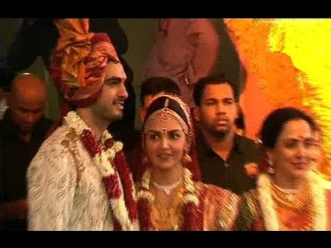 Esha Deol WEDDING Ceremony