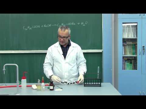 InfoPlus - Scenariusz nr 3 Chemia - Otrzymywanie mydla