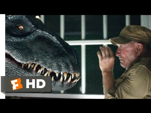 Jurassic World: Fallen Kingdom (2018) - The Indoraptor Scene (7/10) | Jurassic Park Fansite