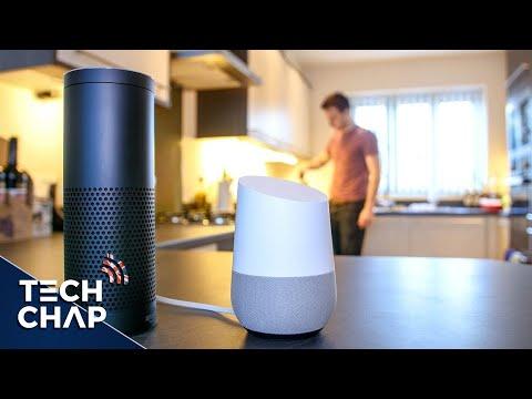 Google Home schlägt Amazon Echo?
