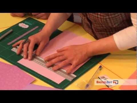Bastelzeit TV 76 - Babyparty Einladungskarten