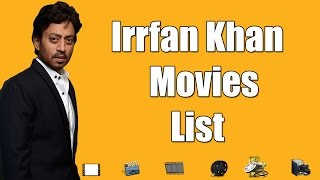 Irrfan Khan Movies List - Irrfan Khan All Movies