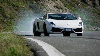 2013 Lamborghini Gallardo LP550-2 And Lamborghini Aventador LP700-4 - CAR And DRIVER