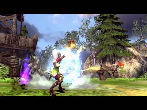 Dragon Nest: Archer Showcase