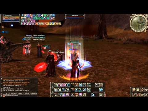 Lineage 2 Freya Gameplay GT 430 1GB