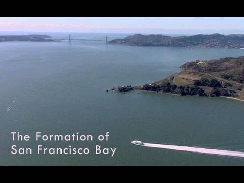 SAN FRANCISCO BAY - The San Francisco Bay as we know it is a very young landform in geologic time, formed at the end of the last ice age by rising sea levels. For more informati...