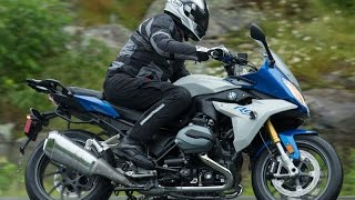 10. 2016 BMW R1200 RS_Sport riding dynamics and touring suitability wrapped up in one bike