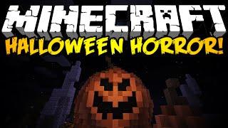 Minecraft: Halloween Horror Mini Game w/ Pungence!