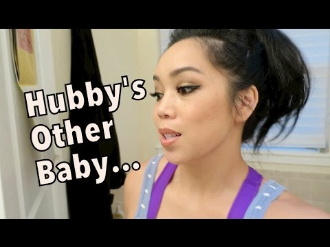 Hubby's Other Baby… – December 08, 2014 – itsJudysLife Daily Vlog