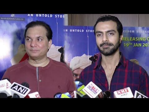 Ashmit Patel Talks About His Role In Upcoming Movi