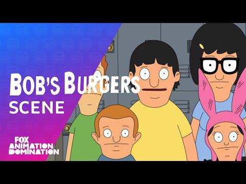 Bob's Burgers 5.17 (Clip 'New Member')