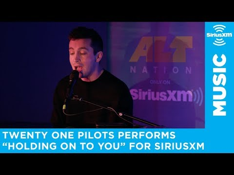 Twenty one pilots - Holding On To You (SiriusXM Session)