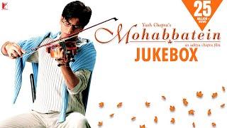 Video Mohabbatein Audio Jukebox | Full Songs | Jatin-Lalit | Shah Rukh Khan | Aishwarya Rai MP3, 3GP, MP4, WEBM, AVI, FLV Februari 2019
