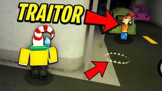 NEW PIGGY TRAITOR IN ROBLOX PIGGY CHAPTER 9