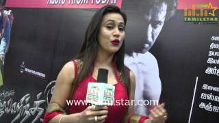 Charlotte Claire at Jai Hind 2 Movie Audio Launch