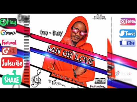 """""""Win Your Love """" Download Links👉https://my.notjustok.com/track/432293/omo-busy-win-ur-love♥️♥️"""