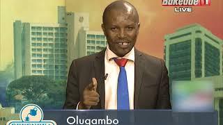 Olugambo-Abawala balwanidde omuyimbi ku siteegi